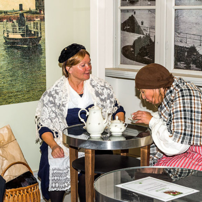 "A history of the Swedish ""Fika"""